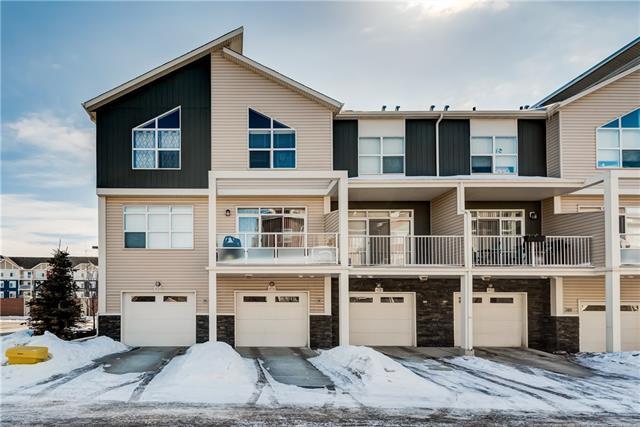406 Redstone View NE, Calgary, AB T3N 0M9 (#C4176960) :: Canmore & Banff