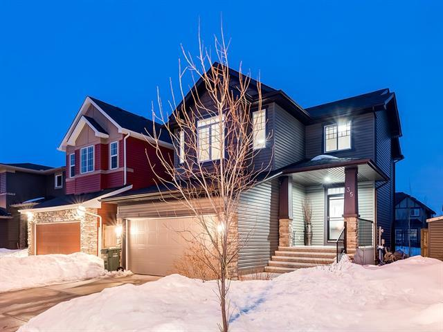 35 Ravenslea Crescent SE, Airdrie, AB T4A 0H3 (#C4177045) :: Canmore & Banff