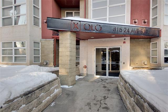 315 24 Avenue SW #116, Calgary, AB T2S 3E7 (#C4177046) :: Redline Real Estate Group Inc