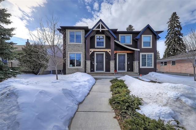 4009 1 Street NW, Calgary, AB T2K 0X2 (#C4177050) :: Redline Real Estate Group Inc