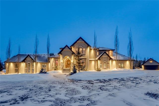 56 Sterling Springs Crescent, Rural Rocky View County, AB T3Z 3J7 (#C4177115) :: Redline Real Estate Group Inc