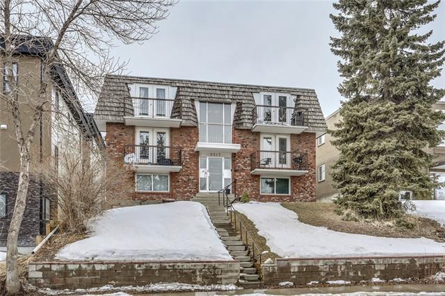2317 17A Street SW #302, Calgary, AB T2T 4S3 (#C4177122) :: Redline Real Estate Group Inc