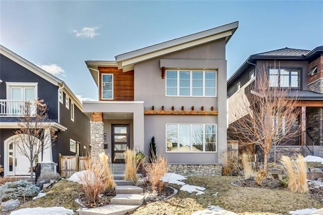 411 16 Street NW, Calgary, AB T2N 2C2 (#C4177179) :: Redline Real Estate Group Inc