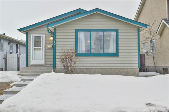 72 Abalone Crescent NE, Calgary, AB T2A 6X8 (#C4177201) :: Canmore & Banff