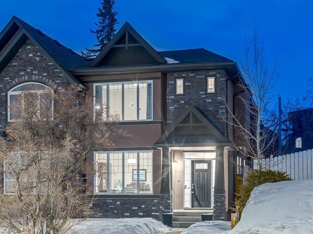 207 25 Avenue NW, Calgary, AB T2M 2A6 (#C4177209) :: Redline Real Estate Group Inc