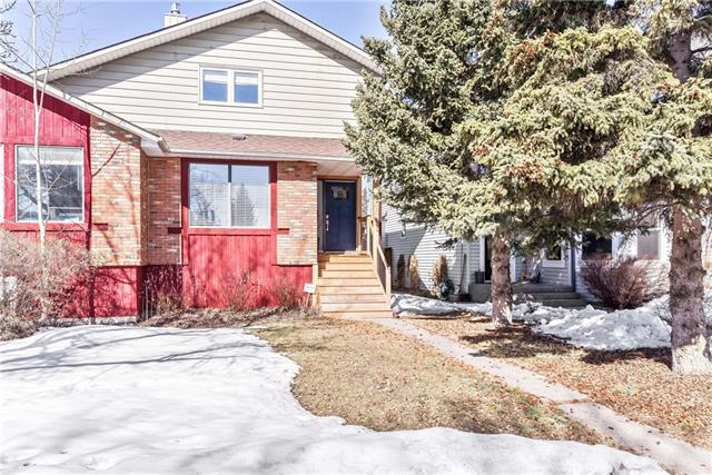 3735 42 Street SW, Calgary, AB T3E 4A2 (#C4177217) :: Canmore & Banff