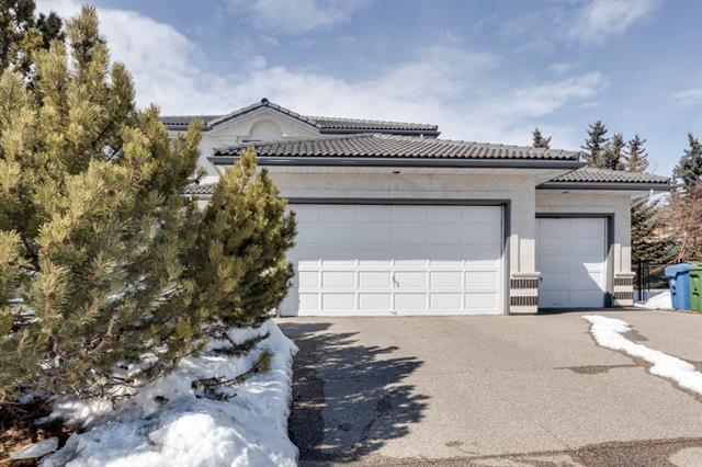 152 Hampshire Circle NW, Calgary, AB T3A 4Y3 (#C4177235) :: Canmore & Banff