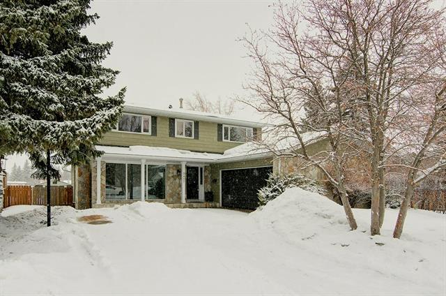 9407 22 Street SW, Calgary, AB T2V 1S2 (#C4177239) :: Redline Real Estate Group Inc
