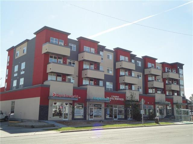 2308 Centre Street NE #107, Calgary, AB T2E 2T7 (#C4177253) :: Redline Real Estate Group Inc