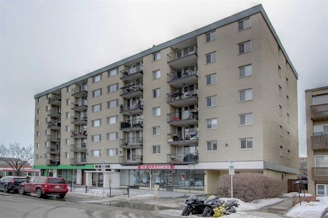 505 19 Avenue SW #210, Calgary, AB T2S 0E4 (#C4177273) :: Canmore & Banff