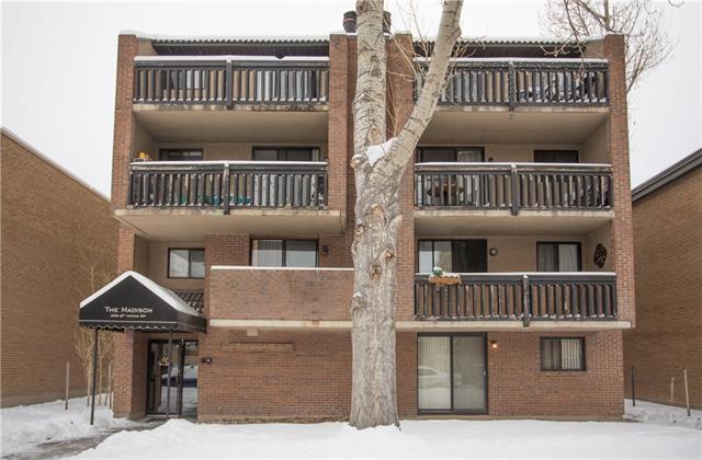 329 19 Avenue SW #203, Calgary, AB T2S 0E1 (#C4177284) :: Redline Real Estate Group Inc