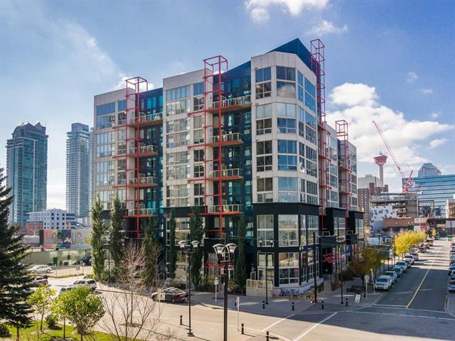 535 8 Avenue SE #507, Calgary, AB T2G 5S9 (#C4177322) :: Canmore & Banff