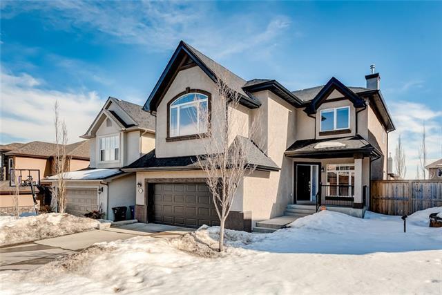 184 Tuscany Glen Park NW, Calgary, AB T3L 3E5 (#C4177337) :: Redline Real Estate Group Inc