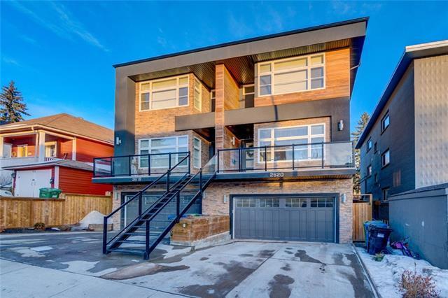 2620 15A Street SW, Calgary, AB T2T 4B9 (#C4177360) :: The Cliff Stevenson Group