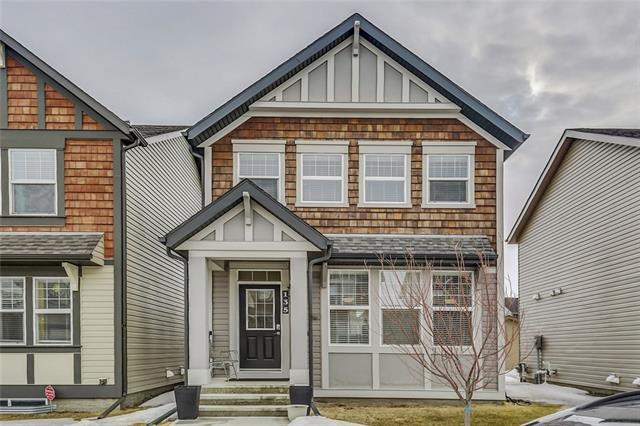 135 Skyview Point Crescent NE, Calgary, AB T3N 0M2 (#C4177363) :: Redline Real Estate Group Inc
