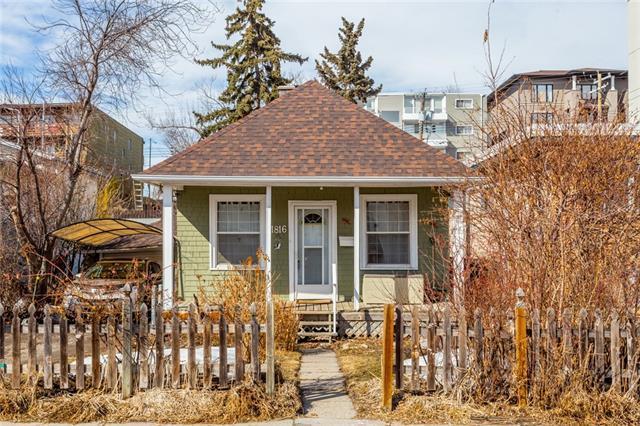 1816 27 Avenue SW, Calgary, AB T2T 1H1 (#C4177394) :: Redline Real Estate Group Inc