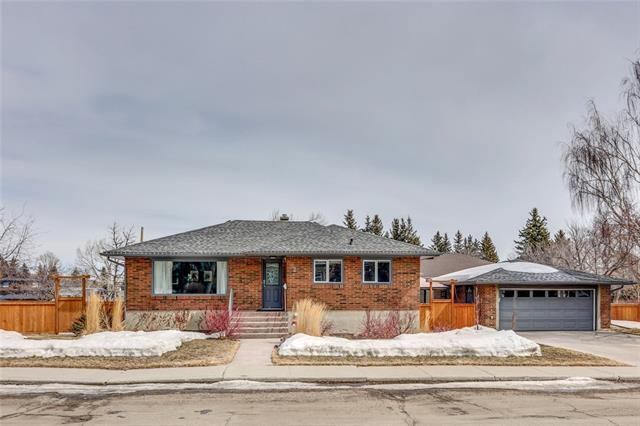 2 Cathedral Road NW, Calgary, AB T2M 4K3 (#C4177413) :: The Cliff Stevenson Group