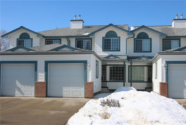 505 Citadel Heights NW, Calgary, AB T3G 4A1 (#C4177453) :: The Cliff Stevenson Group