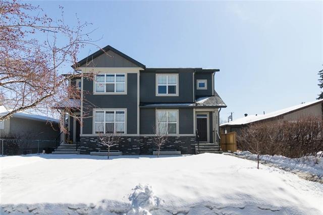 3732 42 Street SW, Calgary, AB T3E 3N1 (#C4177551) :: Canmore & Banff