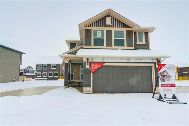 489 Legacy Boulevard SE, Calgary, AB T2X 2C9 (#C4177554) :: Canmore & Banff