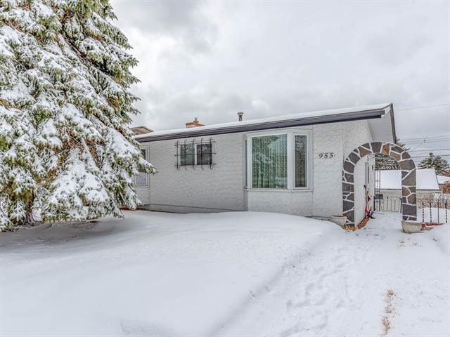 955 Mayland Drive NE, Calgary, AB T2E 6C3 (#C4177564) :: Redline Real Estate Group Inc