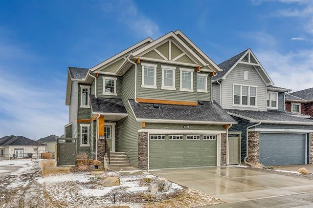 1540 Ravensmoor Way SE, Airdrie, AB T4A 0V9 (#C4177578) :: Canmore & Banff