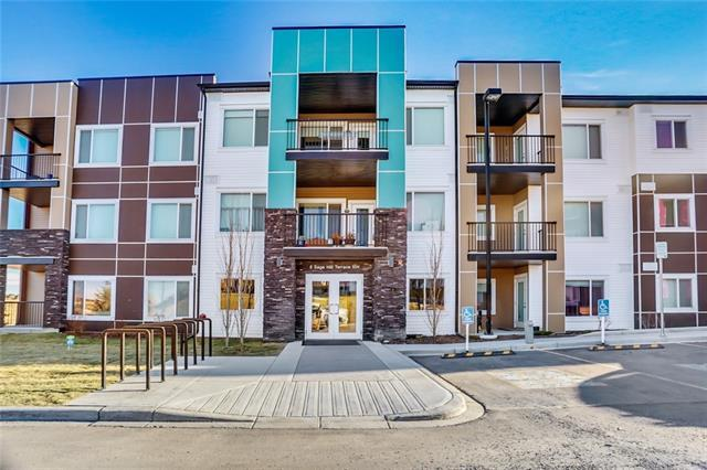 8 Sage Hill Terrace NW #102, Calgary, AB T3R 0W5 (#C4177583) :: Redline Real Estate Group Inc