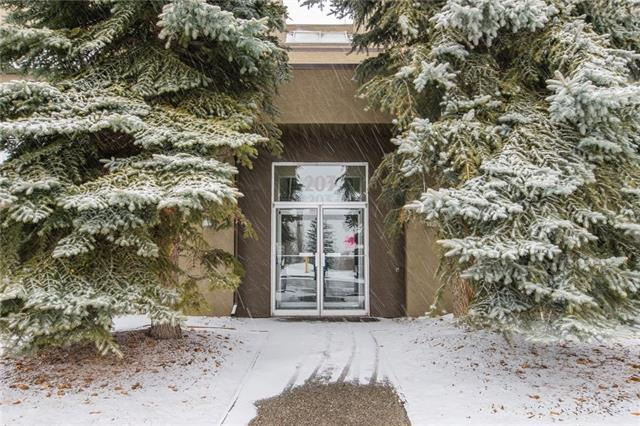 203 Village Terrace SW #5, Calgary, AB T3H 2L4 (#C4177588) :: Canmore & Banff