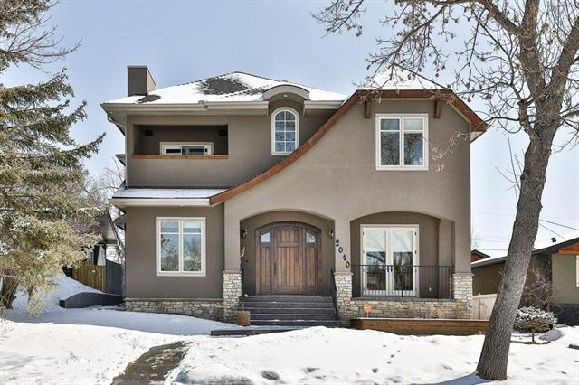 2040 Chicoutimi Drive NW, Calgary, AB T2L 0V7 (#C4177598) :: Redline Real Estate Group Inc