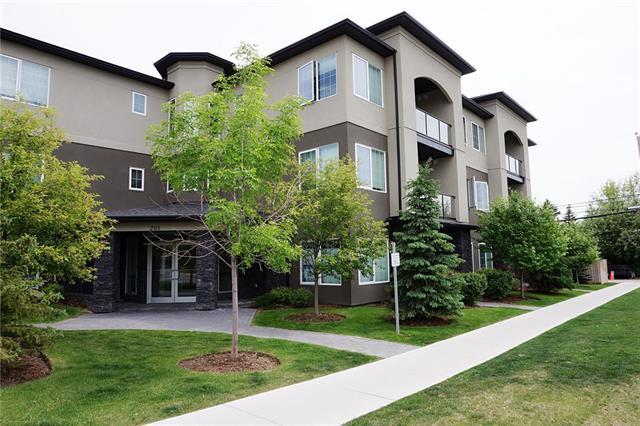 201 20 Avenue NE #110, Calgary, AB T2E 1R1 (#C4177603) :: Redline Real Estate Group Inc