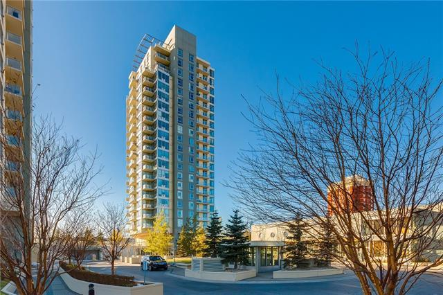 55 Spruce Place SW #401, Calgary, AB T3C 3X5 (#C4177605) :: Canmore & Banff