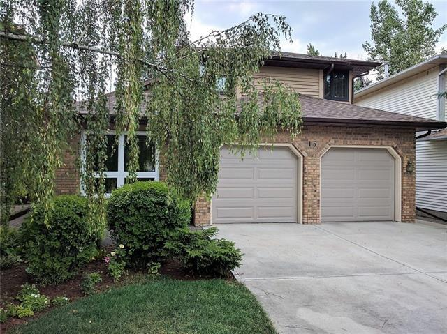 15 Millbank Drive SW, Calgary, AB T2Y 2B5 (#C4177612) :: The Cliff Stevenson Group