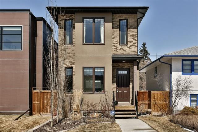 1340 17 Avenue NW, Calgary, AB T2M 0R1 (#C4177620) :: Redline Real Estate Group Inc