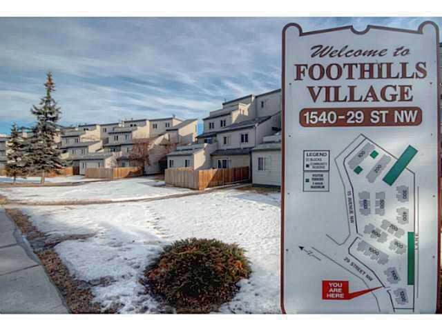 1540 29 Street NW #1103, Calgary, AB T2N 4M1 (#C4177626) :: The Cliff Stevenson Group