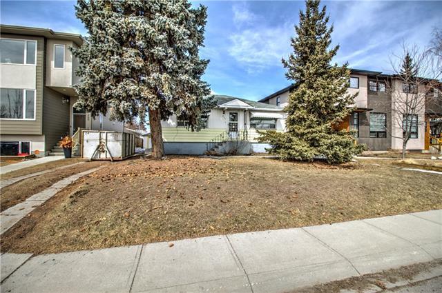 711 32 Street NW, Calgary, AB T2N 2W1 (#C4177632) :: Redline Real Estate Group Inc