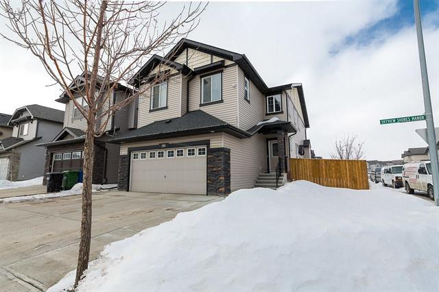 101 Skyview Shores Manor NE, Calgary, AB T3N 0E3 (#C4177680) :: Redline Real Estate Group Inc