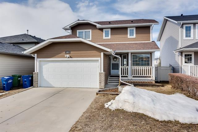 26 Springs Crescent SE, Airdrie, AB T4A 2C2 (#C4177774) :: The Cliff Stevenson Group