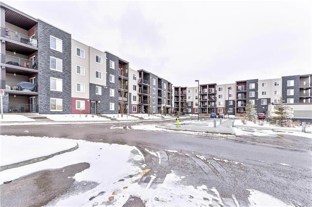 195 Kincora Glen Road NW #208, Calgary, AB T3R 0S3 (#C4177785) :: Redline Real Estate Group Inc