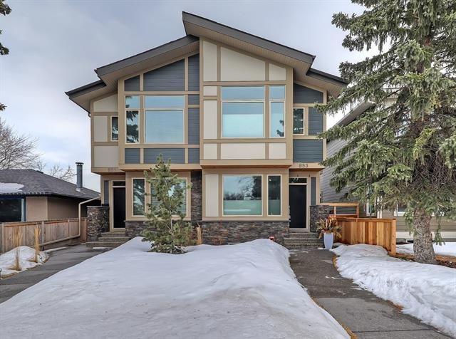 953 40 Avenue NW, Calgary, AB T2K 0E8 (#C4177793) :: The Cliff Stevenson Group