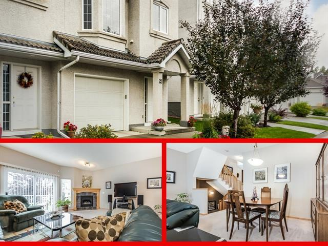 22 Hampstead Green NW, Calgary, AB T3A 6H2 (#C4177834) :: Canmore & Banff