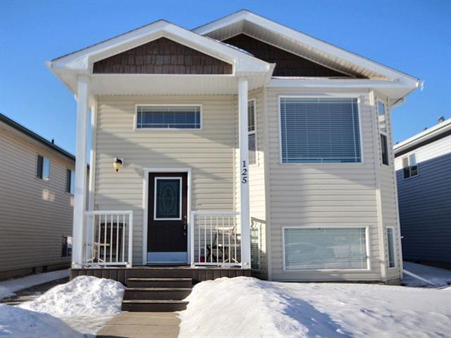 125 Lightbown Way, Fort Mcmurray, AB T9K 2R1 (#C4177852) :: The Cliff Stevenson Group