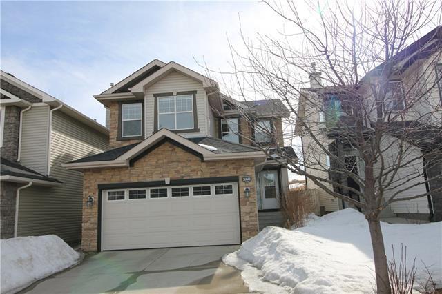 368 Kincora Drive NW, Calgary, AB T3R 1N3 (#C4177857) :: Redline Real Estate Group Inc
