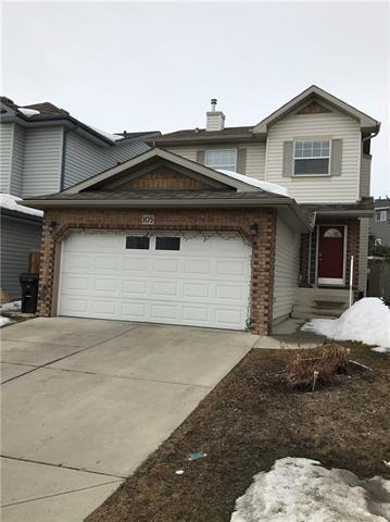 105 Bridlewood Street SW, Calgary, AB T2Y 3R7 (#C4177863) :: Canmore & Banff