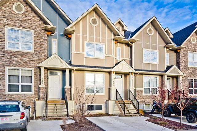 336 Cranfield Common SE, Calgary, AB T3M 1K5 (#C4177869) :: Redline Real Estate Group Inc