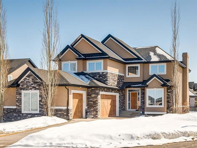 212 Heritage Lake Drive, Heritage Pointe, AB T0L 0X0 (#C4177874) :: The Cliff Stevenson Group