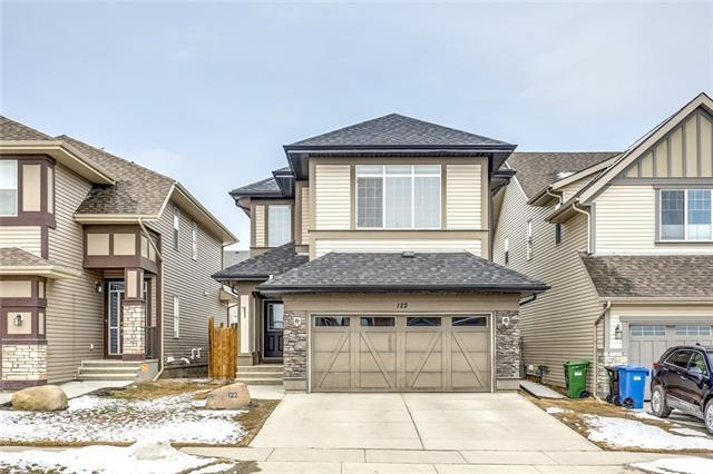 122 Chaparral Valley Square SE, Calgary, AB T2X 0S1 (#C4177883) :: Redline Real Estate Group Inc