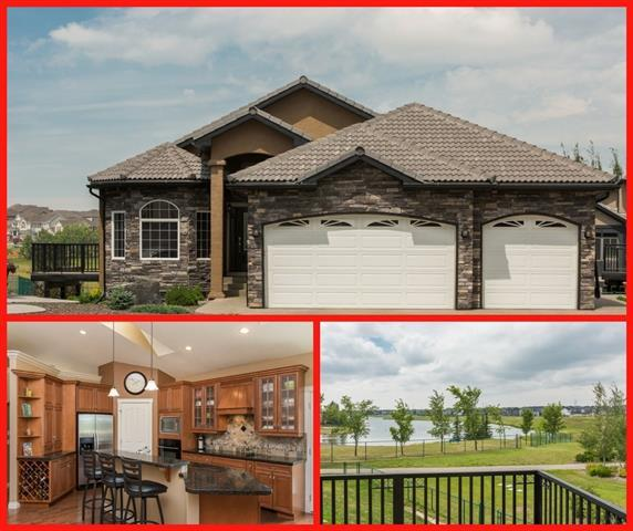 224 Cove Way, Chestermere, AB T1X 1V7 (#C4177910) :: Redline Real Estate Group Inc
