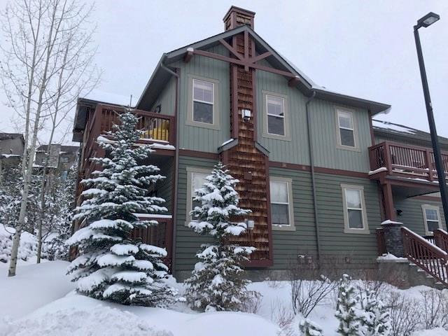 70 Dyrgas Gate #801, Canmore, AB T1W 3G6 (#C4177917) :: Redline Real Estate Group Inc