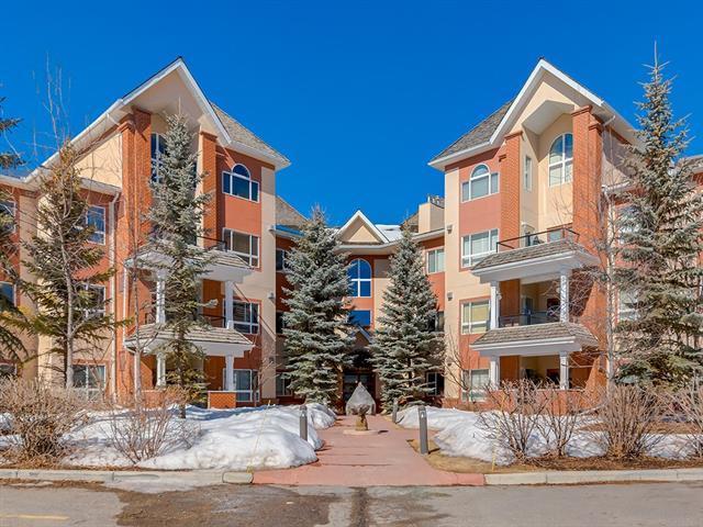 60 Sierra Morena Landing SW #316, Calgary, AB T3H 5H1 (#C4177925) :: Redline Real Estate Group Inc