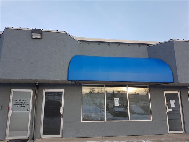 3208 8 Avenue NE #110, Calgary, AB T2A 7V8 (#C4177937) :: The Cliff Stevenson Group
